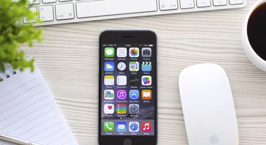 iPhone Smartphone Device