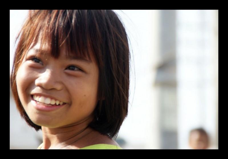 Young worker girl in Valenzuela