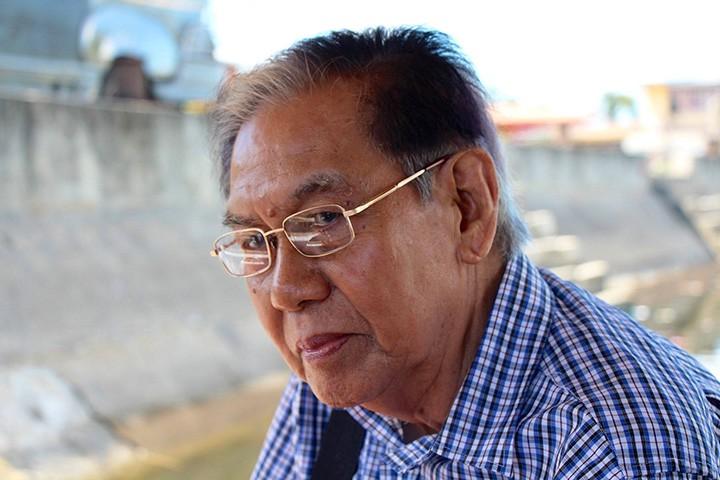 Isidro Aureada 82 years old
