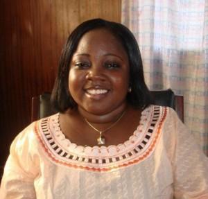 Joyce Odame Program Manager Child Rights