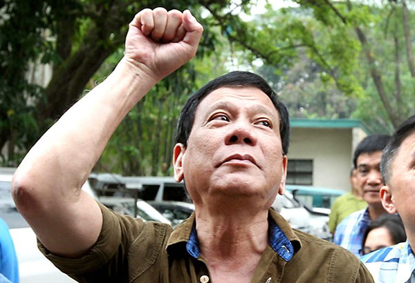 Duterte is now President of Philippines